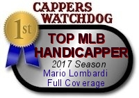 top mlb handicapper 2012