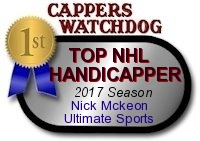 top nhl handicapper 2012